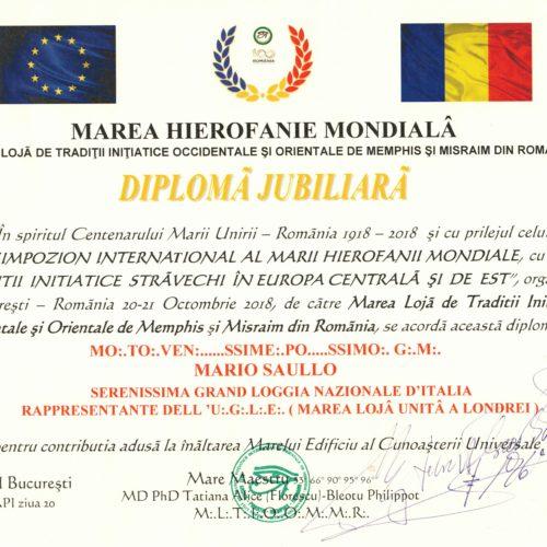 diploma saullo